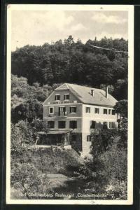 AK Bad Gleichenberg, Restaurant Constantinshöhe