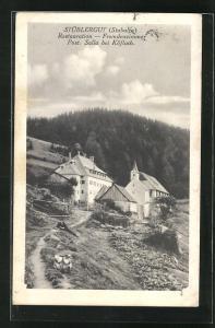 AK Stüblergut, Restaurant-Pension