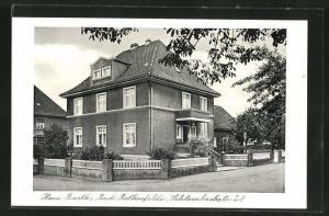 AK Bad Rothenfelde, Hotel Haus Barth, Schloenbachstr. 28