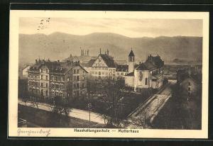 AK Gengenbach, Haushaltungsschule, Mutterhaus
