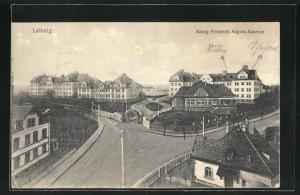 AK Leisnig, König Friedrich August-Kaserne