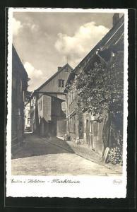 AK Eutin i. Holstein, Partie in der Markttwiete