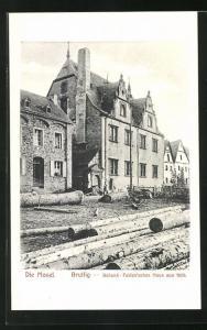 AK Bruttig, Schunk-Felden`sches Haus