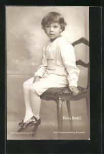 AK Prinz Bertil von Schweden