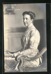 AK Drottning Victoria, Königin von Schweden