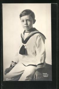AK Prins Gustav Adolf