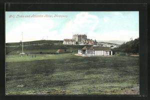 AK Newquay, Golf Links and Atlantic Hotel