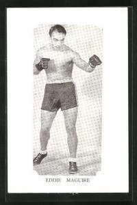AK Eddie Maguire, Profil des Boxers