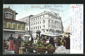 AK Trieste, Piazza Goldoni