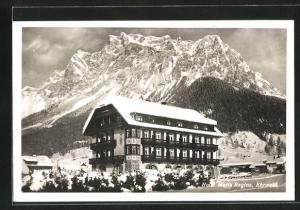 AK Ehrwald, Hotel Maria Regina