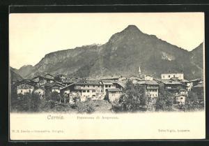 AK Carnia, Panorama di Ampezzo