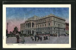 AK Trieste, Palazzo della Luogotenenza