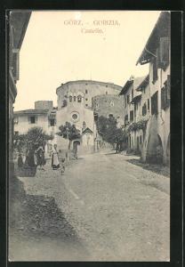 AK Görz, Castello