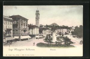 AK Pallanza, Piazza