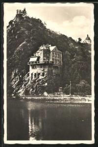 AK Znaim a. Thaya, Kramer Villa