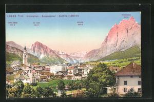 AK Cortina, Gesamtansicht