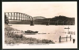 AK Hawkesbury River, Hawkesbury River railway bridge