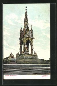 AK London, Albert Memorial