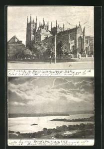 AK Sydney / N. S. W., St. Mary`s Cathedral, Watson`s Bay