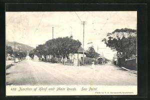 AK Sea Point, Junction of Kloof and Main Roads