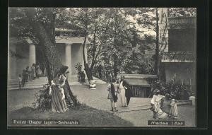 AK Luzern-Hertenstein, Freilicht-Theater, Medea 1 Akt