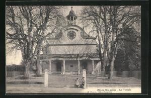 AK Chêne-Bougeries, Le Temple, Kirche