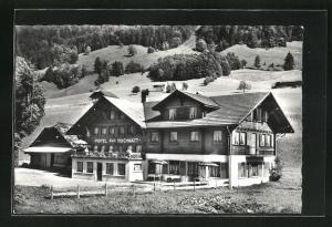 AK Jaun, Hotel zur Hochmatt