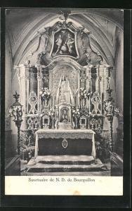 AK Fribourg, Sanctuaire de Notre Dame de Bourguillon