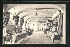 AK Lugano, Via Nassa