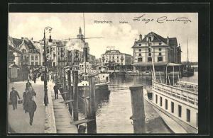 AK Rorschach, Hafen