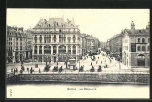 AK Geneve, La Corraterie
