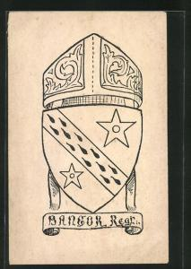 AK Wappen Bangor Regt.
