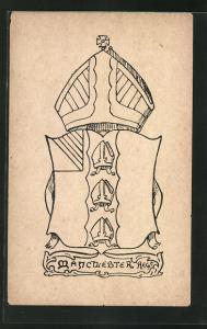 AK Wappen Manchester Regt.