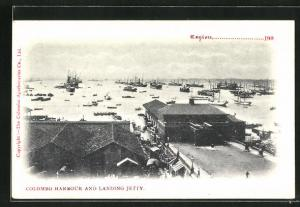 AK Colombo, Harbour and landing jetty