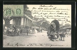 AK Colombo, Palais de Justice