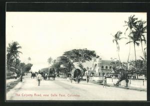 AK Colombo, The Colpetty Road, near Galle Face