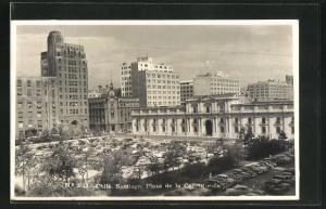 AK Santiago de Chile, Plaza de la Construcion