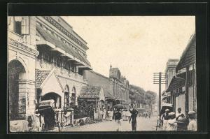 AK Colombo, Baillie Street