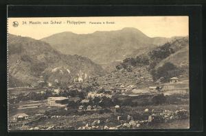 AK Bontok, Panorama