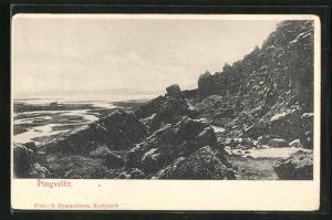 AK Pingvellir, Panorama