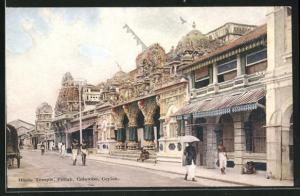 AK Colombo, Hindu Temple, Pettah