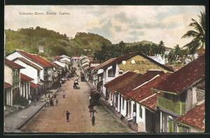 AK Kandy, Colombo street
