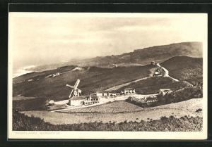 AK Barbados, Scotland District, Windmill