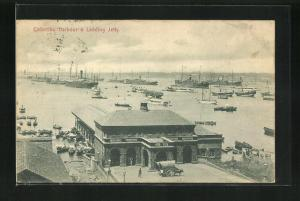 AK Colombo, Harbour & Landing Jetty