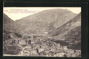 AK Vallee d`Andorre, Vue Generale de l`Ouest
