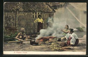 AK Philippinen, A Filipino Fiesta