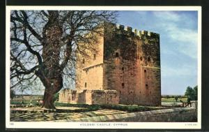 AK Kolossi, Kolossi Castle