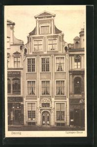 AK Danzig, Uphagen-Haus