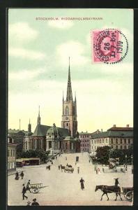 AK Stockholm, Riddarholmskyrkan