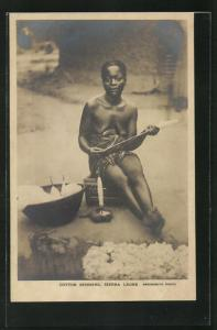 AK Sierra Leone, Cotton Spinning
